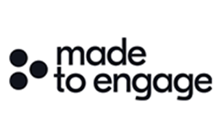 Made to Engage logo